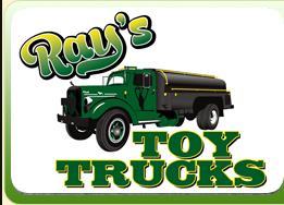 rays toy trucks