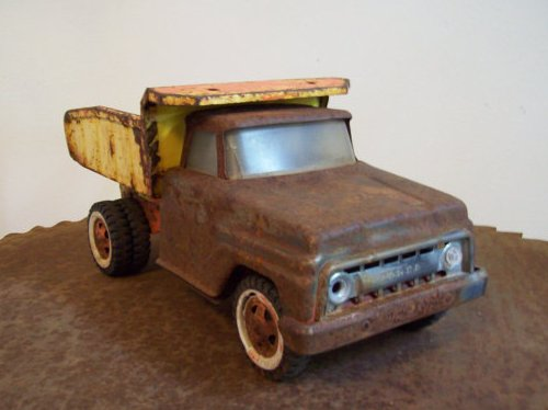 vintage tonka trucks for sale
